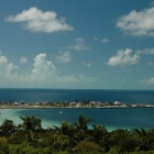 Cupid's Cay-before the new port was constructed
